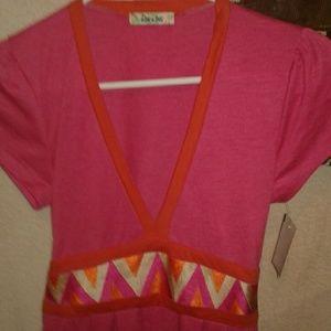 NIce multi color dress